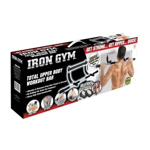 Iron Gym - Barra de...
