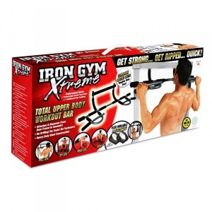 Iron Gym Xtreme - Barra de...